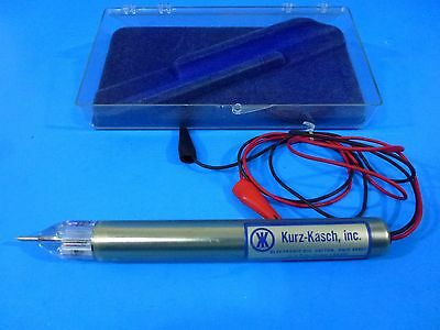 Kurz-Kasch LP-520 Logic Test Probe in Case