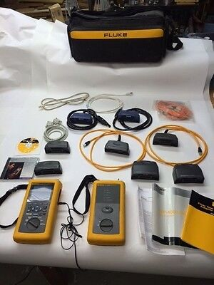 Fluke Networks DSP 4000 Cable Tester