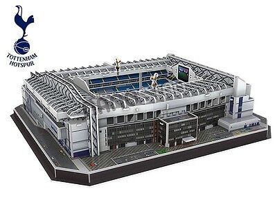 Tottenham White Hart Lane Stadium ~ 3D Jigsaw Puzzle ~ Official Licensed Product