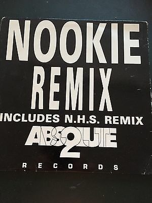 Nookie - Give A Little Love (remix). Superb 1992 Release. Massive Hardcore