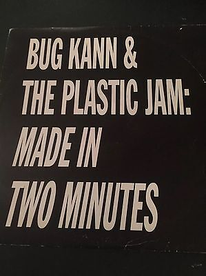 Bug Kann & The Plastic Jamm - Made In Two Minutes. 1991 Anthem