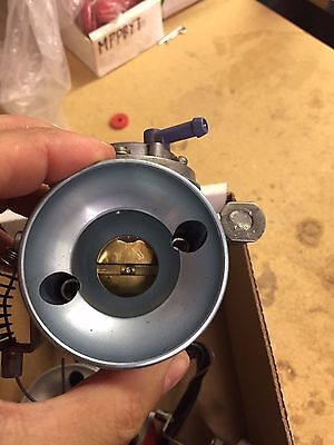 Ibea L2 2 jet carb for ICA.  23mm