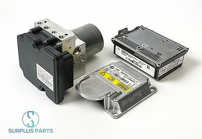BMW ACC Distronic F10 F07 F12 F01 Active cruise control retrofit ICM radar DSC