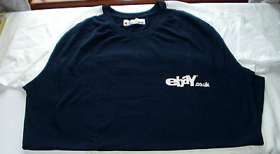Offical, Authentic eBay T-Shirt.  Pre 2012 Logo Label
