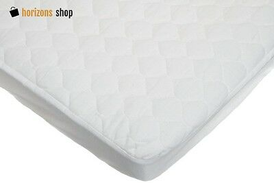 Baby Toddler American Company Waterproof Fitted Quilted Cradle Mattress Pad