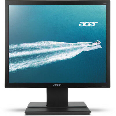"""Acer V176LBD 17"""" LCD Monitor 1280 X 1024 HD Resolution with TN Panel Technology"""