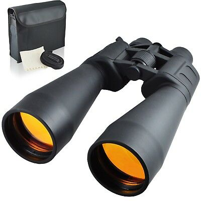 Binoculars Portable Outdoor Telescope Day And Night Vision Mega Zoom 20-180X100