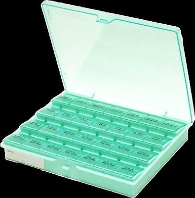 PillMate Extra Large Pill Chest - 28 Compartment (7 Days X 4 Times a Day)