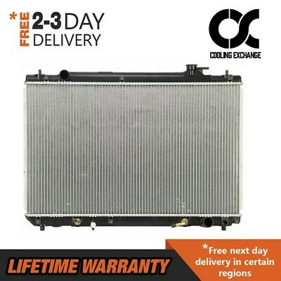"New Radiator For Toyota Highlander 2001 - 2007 2.4 L4 Lifetime Warranty 1"" Thick"