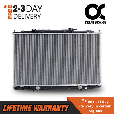 "New Radiator for Honda Odyssey 2005-2010 3.5 V6 1"" Thick Core Lifetime Warranty"