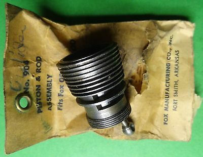 Vintage Genuine  FOX 09 Glow Engine Part No. 904 Cyl., Piston & Rod assy, new
