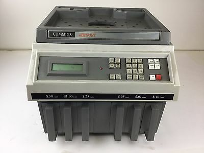 Cummins Jetsort 2000 Coin Counting and Sorting Machine