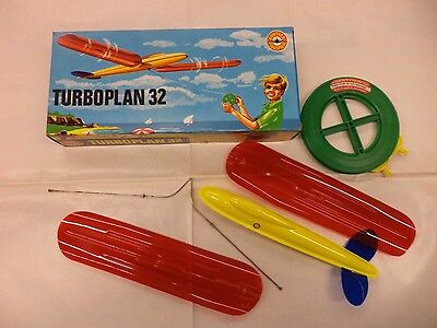 Turboplan 32 Gunther Flugspiele  Made In W. Germany Anni 80