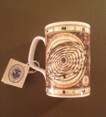 Staffordshire Tableware ENGLAND, ADMIRALTY COLLECTION Fine Bone China cup mug