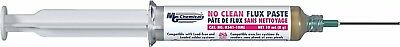 MG CHEMICALS NO CLEAN FLUX PASTE 10ML Made in USA! NEW!!