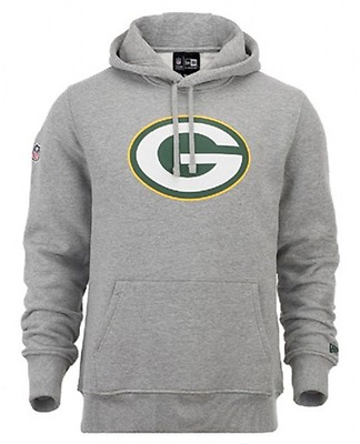 Green Bay Packers New Era Team Logo Hoodie