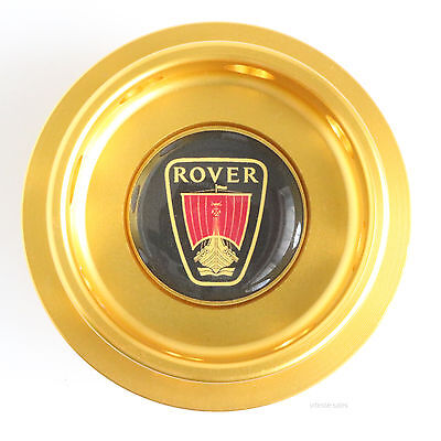 Rover 220 Coupe Turbo Tomcat Oil Filler Cap Gold Aluminium T16 Turbo T series