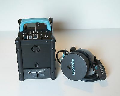 Broncolor Move 1200L Battery Pack with 1 Head, 1 Battery, 1 Charger