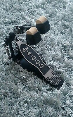 dw4000 Double Bass Pedal - Master Pedal