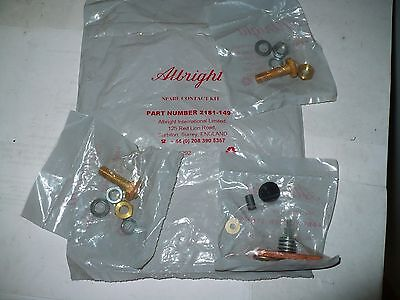Albright 2181-149 Spare Contact Kit, New