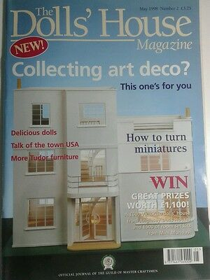 The Doll's House Magazine May 1998 Issue Number 2