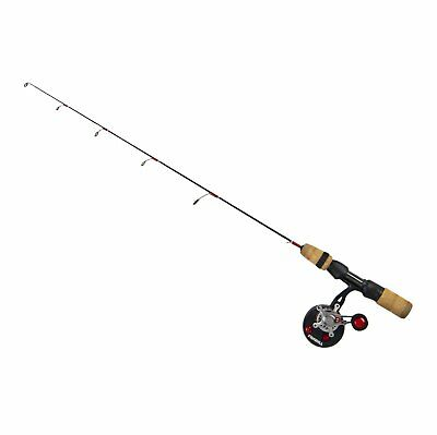 "Frabill ice fishing 371 Straight Line Bro Ultra Light Combo 25"" 690002"