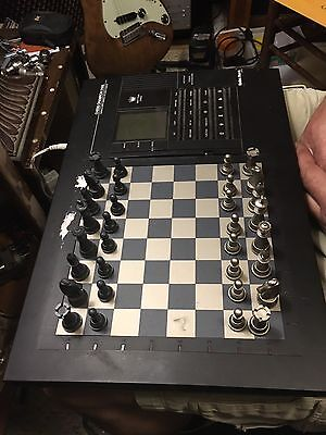 Radio Shack Chess Champion 2150L Electronic Chess Complete Without Box