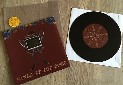 """PANIC! AT THE DISCO - I Write Sins... 7"""" PART TWO LIMITED VINYL Weezer Thrice"""