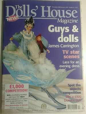 The Doll's House Magazine December 1998/January 1999 Issue Number 8