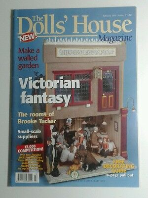 The Doll's House Magazine February 1999 Issue Number 9