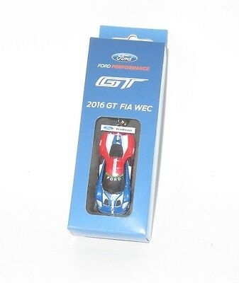 Ford Performance - Ford GT 2016 FIA WEC - Diecast Keyring  Ford GT EcoBoost #66