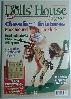 The Doll's House Magazine March 1999 Issue Number 10