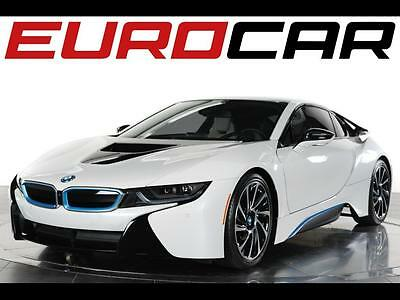2015 BMW i8 ($150,095.00 M.S.R.P.) 2015 BMW i8 - $150,095.00 MSRP, Remaining Factory Warranty, One Owner