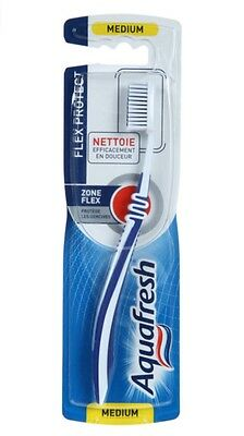Brosse À Dents Flex Protect Aquafresh Medium