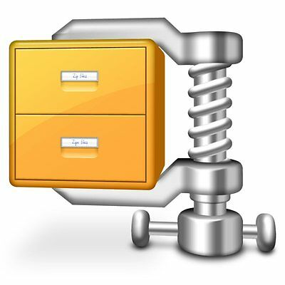7Zip | Extraction and compression software | Compatible with WinZIP WinRAR 7Zip