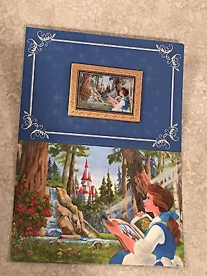 Disney Belle Acme Pin LR Beauty And The Beast Pin Pinopolis Game Piece