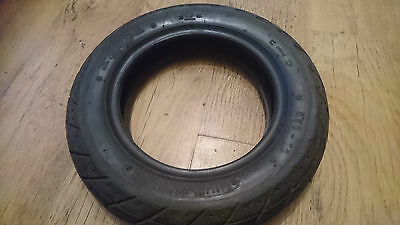 3.50-10 Scooter Tyre Part Worn Tyre 350 - 10 Tubeless Scooter Tyre Kenda 350-10