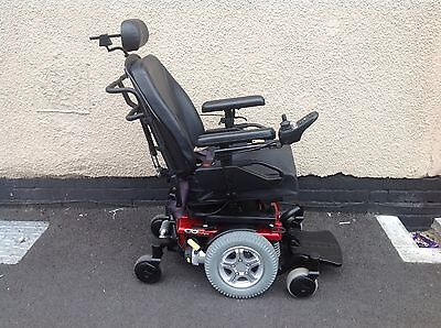 Q6 Edge Electric Power Chair