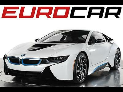 2014 BMW i8 (M.S.R.P. $141,450.00) 2014 BMW i8 - 141,450.00 MSRP, One Owner/California Vehicle