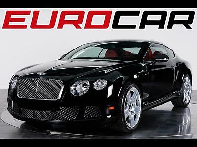 2012 Bentley Continental GT MULLINER EDITION Mulliner Driving Specification, Hotspur Leather Interior, Low Mileage, Pristine!