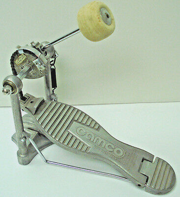 Tama Camco Vintage single foot bass drum kick pedal