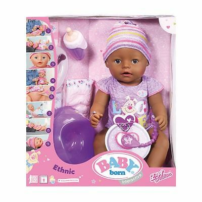 NEW BABY Born Interactive Doll Assorted