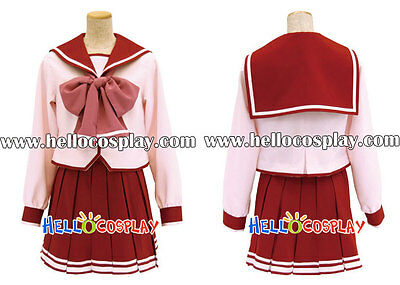 ToHeart 2 Cosplay School Girl Winter Uniform H008