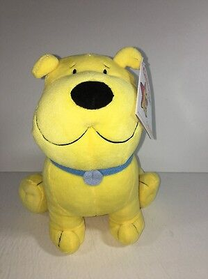 "Kohl's Cares T-Bone Yellow Dog 10"" Plush Stuffed Clifford The Big Red Dog NEW"