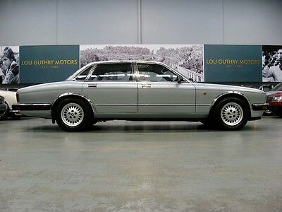 1993 Jaguar XJ40 4L Sovereign