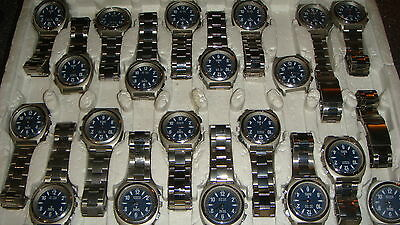 TRADE ONLY JOB LOT OF 20 X SCIENCE MUSEUM RADIO   WATCHES 100%. GEN<....sale <<<