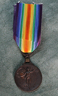 Greek Greece Militaria Medals Ww1 Victory Medal 1914/18