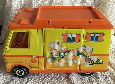 Vintage 1970 Mattel Barbie COUNTRY CAMPER