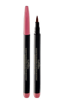 EUPHIDRA Rossetto Pennarello Water Resistant 2 in 1 LIP ART CREMISI