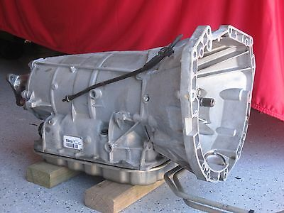 VE Auto Transmission II V6 6-Speed 2011 Auto Gearbox w Active Select